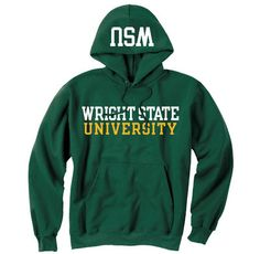 Wright State hoodie