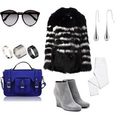 """IceIce"" by flashstylestl on Polyvore"