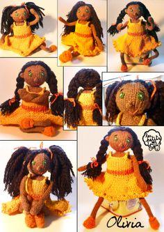 Olivia la poupée
