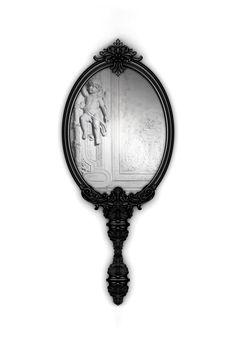Marie Antoinette mirror, by Boca do Lobo Scandinavian Furniture, Contemporary Furniture, Marie Antoinette, Best Interior, Interior Design, Gothic Furniture, Bedroom Furniture, Furniture Decor, Unique Lamps