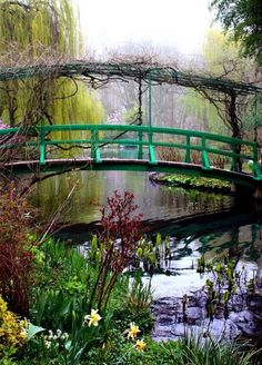 Giverny- Monet's Garden; one of my favoritest days ever.