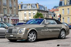 Rolls-Royce Phantom Drophead Coupé | by Alexandre Prévot