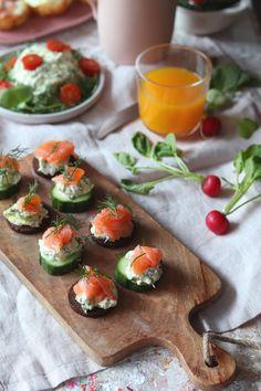 3 schnell gemachte und einfache Brunch & Osterbrunch Rezepte. Genau die richtigen Fingerfood Rezepte für dein Osterfrühstück mit Lachs und Co.