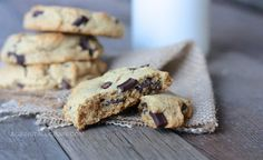 Paleo chocolate chips by @Against All Grain (Danielle)