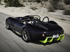 the lucra LC470 is a handbuilt, V8-engined convertible supercar