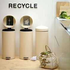 Check out this article to learn more about 10 things you can recycle you didn't know you could! 2.http://www.apartmenttherapy.com/10-things-you-can-recycle-you-93885