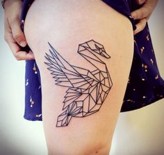 18 Gorgeous Tattoo Artists on Instagram Who Will Make You Want Some Ink via Brit + Co.