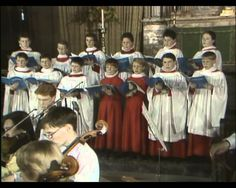 """F. Haydn - Benedictus from """"Missa Brevis"""" - Diane Bish & Choristers of S..."""