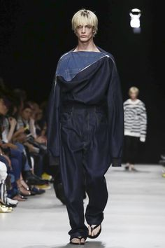 Juun J. Menswear Spring Summer 2016 Paris - NOWFASHION