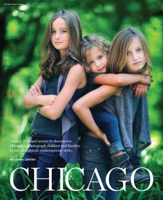 © Audrey Woulard  May 2012 issue - Chicago dreamer by Lorna Gentry