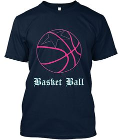 Discover Basketball Is My First Love T-Shirt, a custom product made just for you by Teespring. First Love, My Love, Love T Shirt, No One Loves Me, Just For You, Passion, My Style, Mens Tops, Shirts
