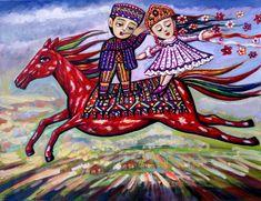Sevada Grigoryan – Armenian artist | Sevada Grigoryan - original sevada paintings for sale