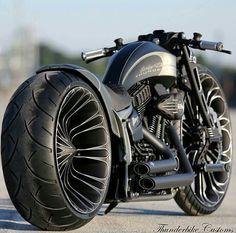 Harley Davidson Thunderbike, a dream bike for every rider Mast bike ha bhai Vrod Harley, Motos Harley, Harley Bikes, Harley Davidson Motorcycles, Harley Gear, Futuristic Motorcycle, Motorcycle Style, Motorcycle Gear, Custom Street Bikes