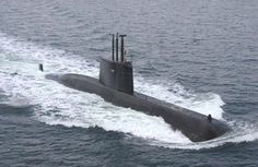 South African Navy Submarine SAS 'Manthatisi',Heroine-class Type 209 diesel-electric attack submarine. Military Photos, Military History, Indo Tibetan Border Police, Refugee Crisis, Military Veterans, Armada, Navy Ships, Warfare, Marines