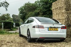 Image of Tesla-Model-S-P85-Plus-Review-UK-Rear-Angle-Scene-carwitter-491x326