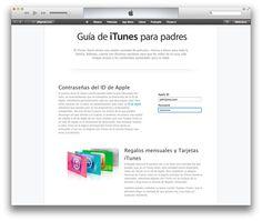 """Manual de supervivencia para padres en """"APPuros"""" (Guía de iTunes para padres)"""