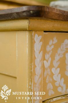 Painting Milk Paint over Oil (or other) Paint