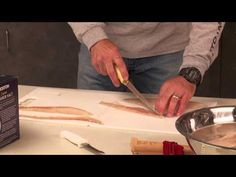 Can you make walleyes taste better? - YouTube