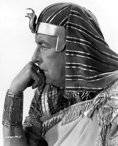 Cedric Hardwicke– The Ten Commandments