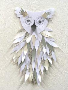 Sněžné sovy - kroužek MŠ Kids And Parenting, Art, Art Background, Kunst, Performing Arts, Art Education Resources, Artworks
