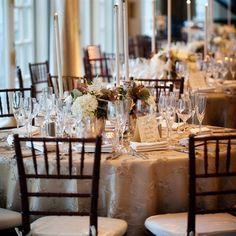 Chic Equestrian Reception / Hay Adams / Karson Butler Events