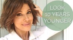 Top 10 Anti-Aging Secrets - These are top 10 tips to look 10 years younger and they are almost all free! Combine them together to not only look youthful but feel better as well. Watch and find out Top 10 Anti-Aging Secrets That Won't Break The Bank! Anti Aging Mask, Anti Aging Tips, Best Anti Aging, Anti Aging Cream, Anti Aging Skin Care, Logo Make, Beauty Secrets, Beauty Hacks, Dominique Sachse