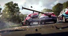 GRID Autosport está quase a chegar, mas para o deixar já viciado, assista a alguns dos mais espetaculares acidentes no game.