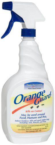 Orange Guard 103 Water Based Indoor/Outdoor Home Pest Control - 32 oz Spray