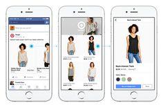 Shopping : #Facebook annonce plusieurs nouveautés pour les #eCommerce mobile. by blogdumoderateur.com