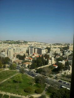 Jerusalem was a great blessing visiting Israel.