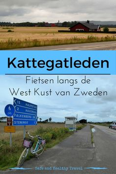 Cycling in another country is great so when I got the change to cycle a part of the Kattegatleden I was eager to accept! Sweden Travel, Iceland Travel, Family World, Helsingborg, By Train, Stockholm Sweden, Hostel, West Coast, Family Travel