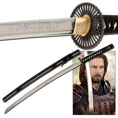 Espada Katana El Último Samurai. Nathan Algren