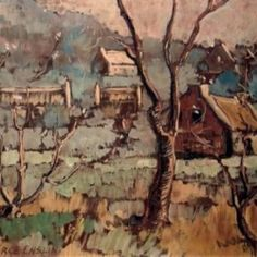 GE2 GEORGE ENSLIN Art Gallery, Artist, Painting, Art Museum, Artists, Painting Art, Paintings, Painted Canvas, Drawings