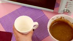 Schneller Schoko-Boost: Dieser Nutella-Mikrowellen-Kuchen ist JEDE Sünde wert