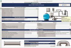 La hoja de calculo (T.S. (v1.0.0)) sirve para los cálculos hidráulicos de tuberías en serie comunes tales como:   Clase 1: calculo de la ...