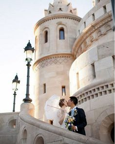 Wedding in Budapest Fisherman's Bastion Our Wedding, Dream Wedding, Wedding Dreams, Buda Castle, World Photo, Budapest Hungary, Big Day, Wedding Photos, Wedding Planning