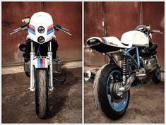 1984 BMW K100 - BSK SpeedWorks - Pipeburn - Purveyors of Classic Motorcycles, Cafe Racers & Custom motorbikes