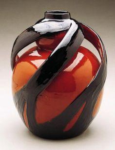 Vase, Max Laeuger, 1899
