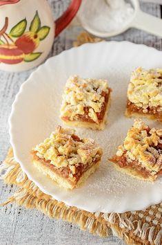 prajitura-cu-mere-si-aluat-ras-8 Krispie Treats, Rice Krispies, French Toast, Muffin, Breakfast, Sweet, Desserts, Recipes, Food