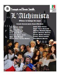 L'Alchimista - Ovvero la bottega dei sogni - liberamente inspirata all'opera di B. Jonson