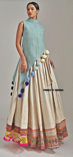 Stylish Dress Book, Stylish Dresses For Girls, Stylish Dress Designs, Designs For Dresses, Party Wear Indian Dresses, Designer Party Wear Dresses, Kurti Designs Party Wear, Dress Indian Style, Casual Indian Fashion