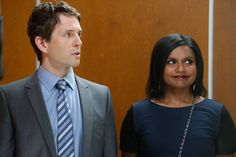 Cliff (Glenn Howerton) from The Mindy Project: Ranking Mindy's Love Interests | E! Online