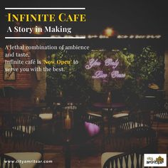 City Amritsar added a new photo — at InfiniteCafe. North India, Happy Woman Day, Happy Holi, Amritsar, Smart City, Omelette, Chai, Infinite, Latte