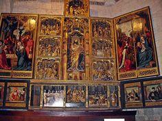 Archivo:Tríptico de la capilla de San Juan Bautista en la iglesia del Santísimo Salvador.jpg