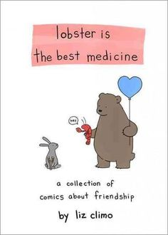 (Red) Is the Best Medicine: A Collection of Comics About Friendship (Hardcover)