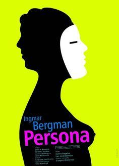 Persona Persona Adamczyk Miroslaw Polish Poster