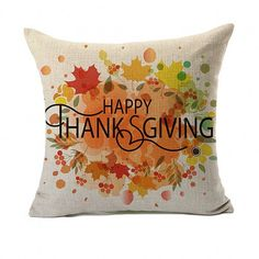 Thinksgiving Funny Pillow Case http://www.thisnew.com/thinksgiving-pillow-case-161020004.html