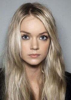 dirty ash grey blonde hair - Google Search