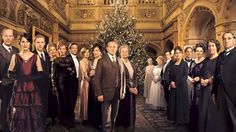 Christmas at Downton Abbey... So much drama!