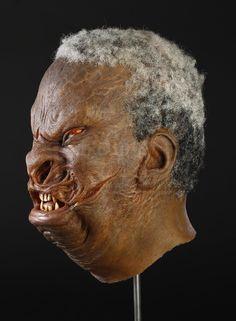 THE DEVIL'S ADVOCATE (1997) - Elderly Demon Head - Price Estimate: $800 - $1000